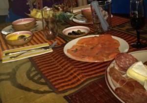 meats fam dinner