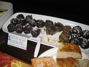 Chocolate Popums
