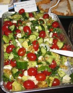 Cool Vegetable Salad