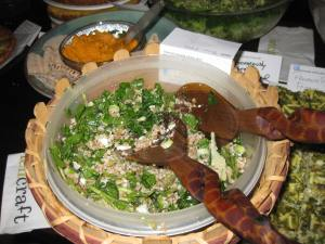 Greens and Grains