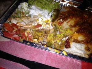 Comfort food-Mexican